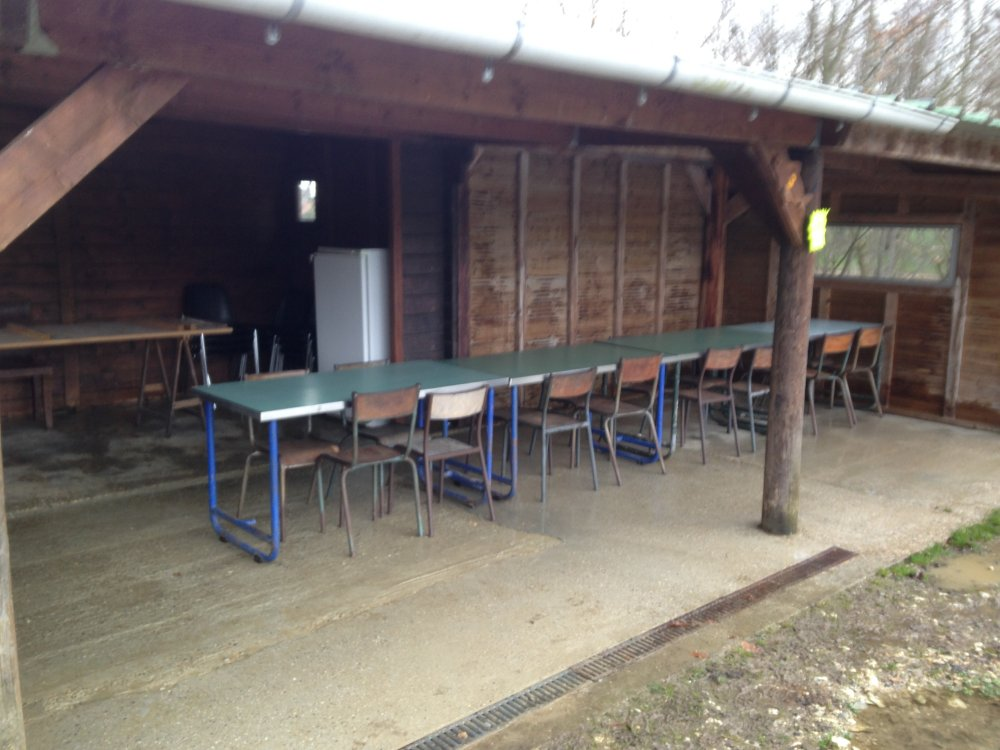 Aire camping-car à Wanchy-Capval (76660) - Photo 2